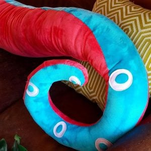 Tentacle Body Pillow