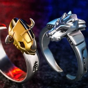 Digimon Rings