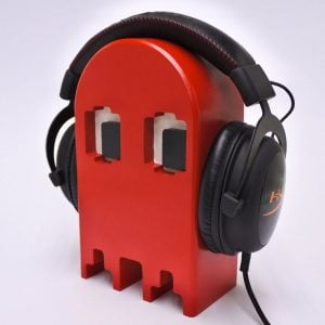 Pac-Man Ghost Headphone Stand