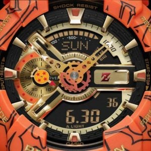 G-Shock Dragon Ball Z Watch