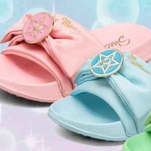 Sailor Moon Sandals