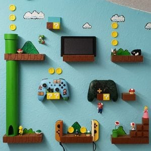 Nintendo Switch Mario Wall Mounts