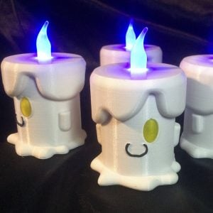 Pokemon Litwick LED Candle Light
