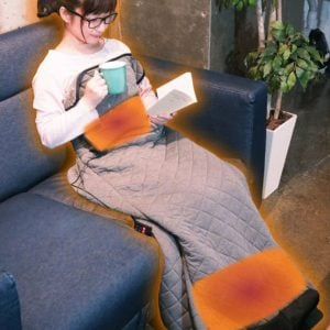 Wearable Kotatsu Heater
